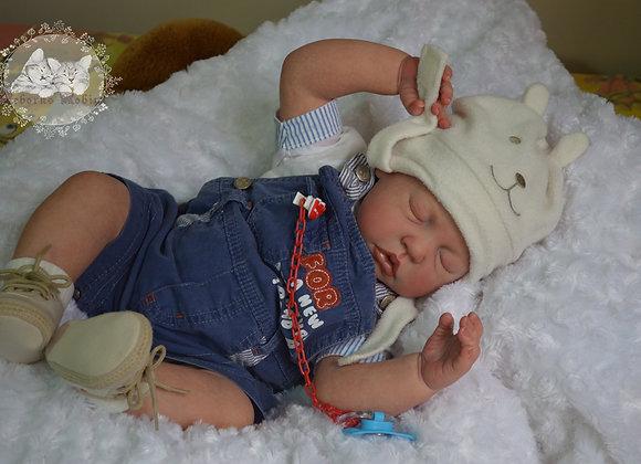 Reborn baby Camille
