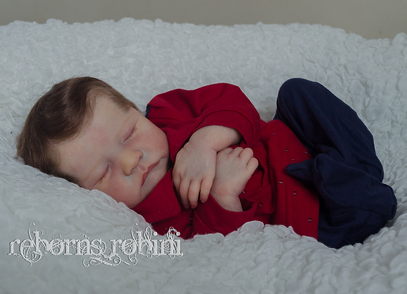 Reborn baby Levi
