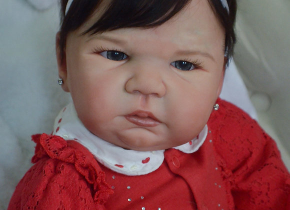 Reborn baby Ruby