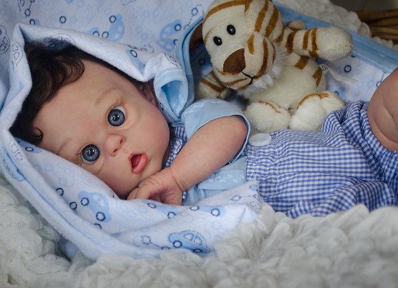 Reborn baby Julchen elfo Ofélia