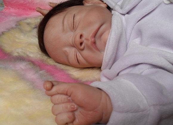 Reborn baby Josie