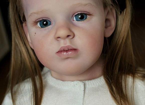 Criança reborn Emilia