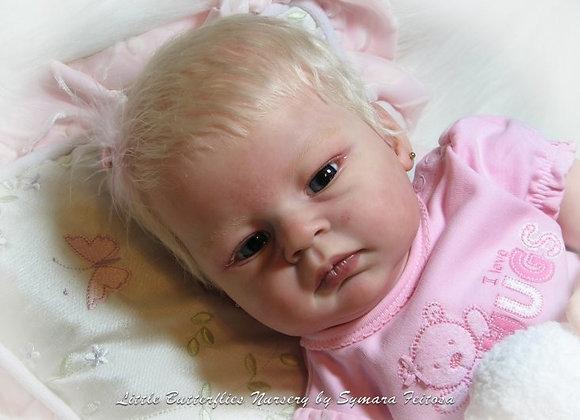 Bebê reborn Ophelia