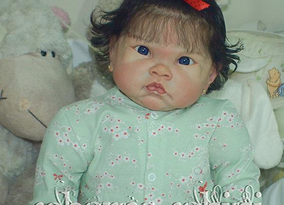 Reborn baby Fei Yen