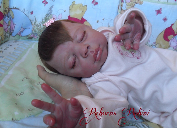Reborn baby Kaya