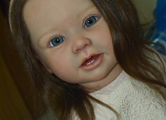 Reborn baby Bonnie