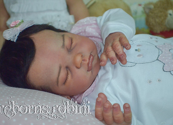 Reborn baby Lucy