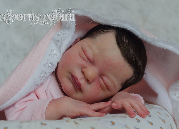 Reborn baby Rosie