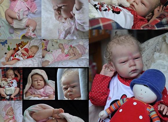 Bebê reborn Hanna