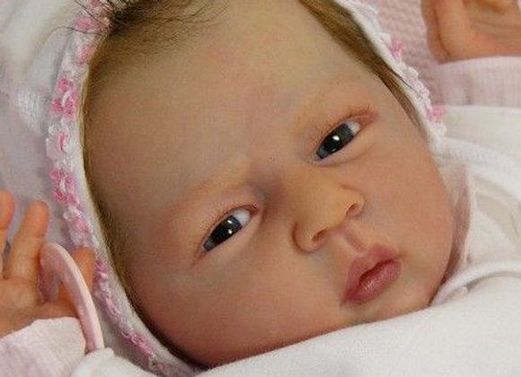 Bebê reborn Linda