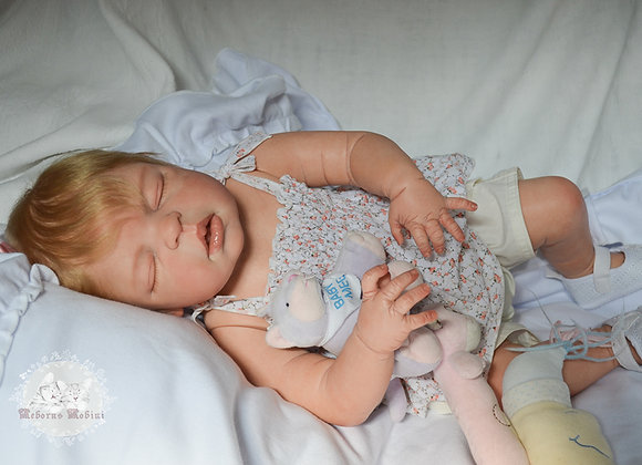 Reborn baby Henrieta