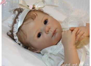 Bebê reborn Marley