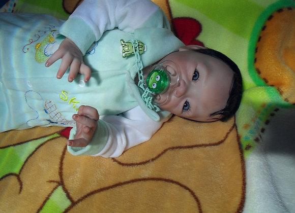 Reborn baby Paige
