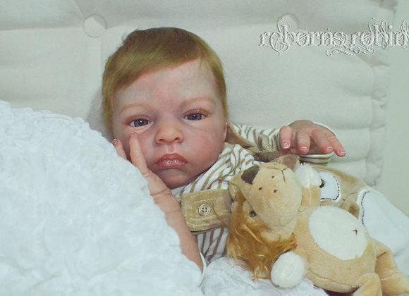 Reborn baby Elise