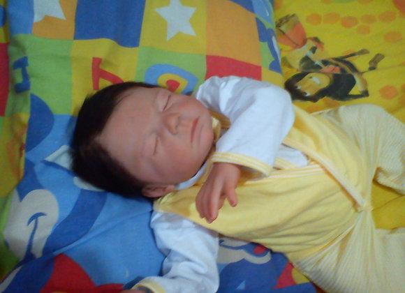 Reborn baby Devine