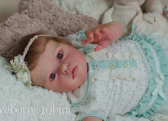 Reborn baby Sharlamae