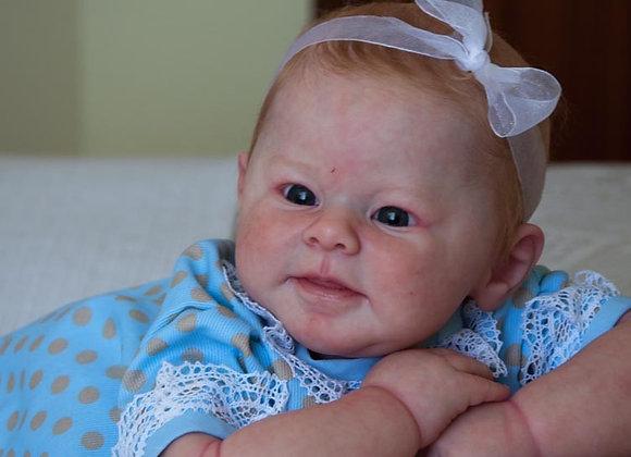 Bebê Reborn Greta
