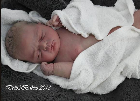 Bebê reborn Ivy