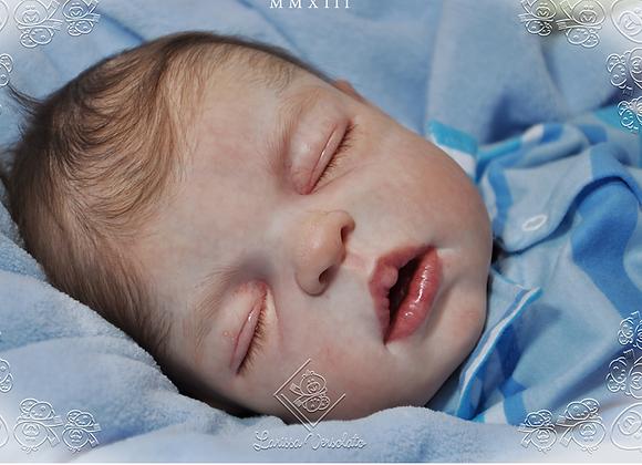 Bebê reborn Henry