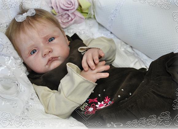 Bebê reborn Bluebell raridade!