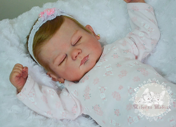 Reborn baby Josiane