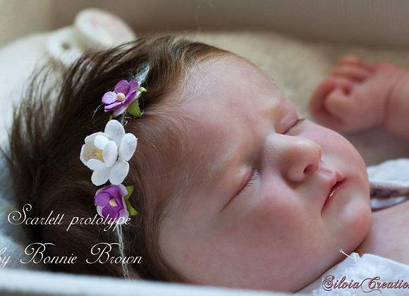 Bebê reborn Scarlet