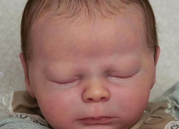 Bebê reborn kit Kase