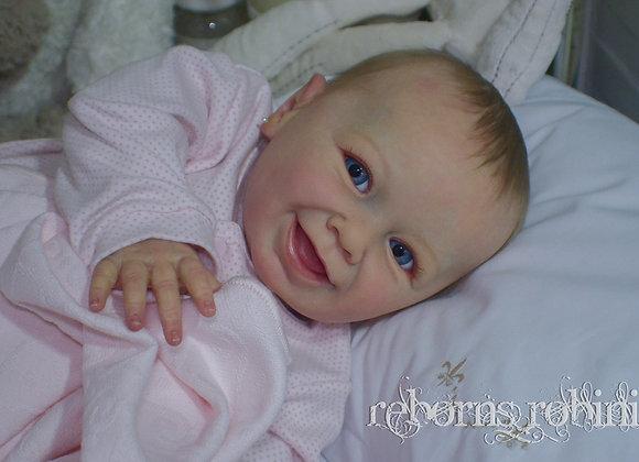 Reborn baby Moritz