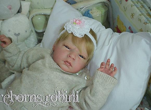 Reborn baby Hanna