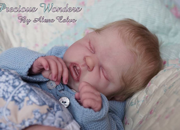 Bebê Reborn Sailor rose