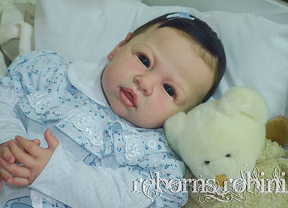 Bebê reborn Julchen