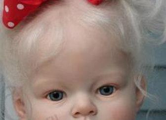 Bebê reborn Arianna