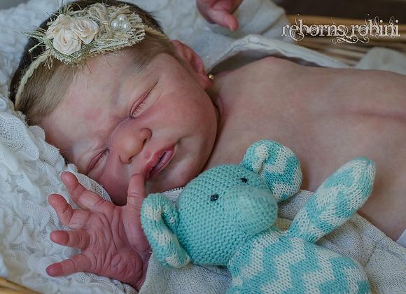 Bebê reborn kit miracle