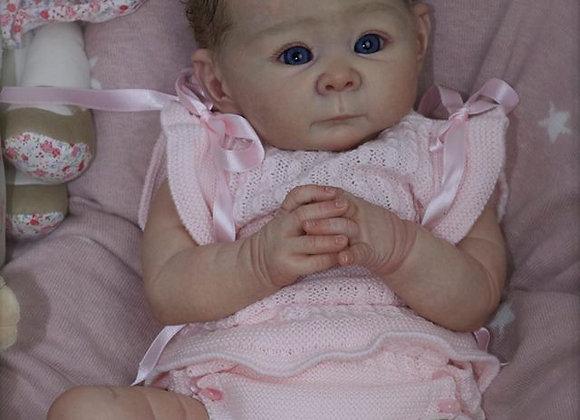 Bebê reborn Lizzy