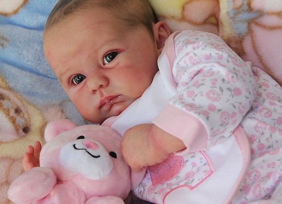Bebê reborn Connoly