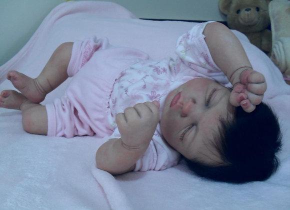 Reborn baby Fleur
