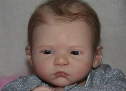 Bebê reborn Elenee