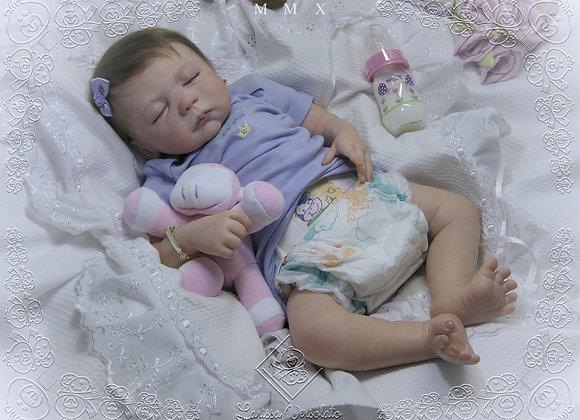 Bebê reborn Lilah
