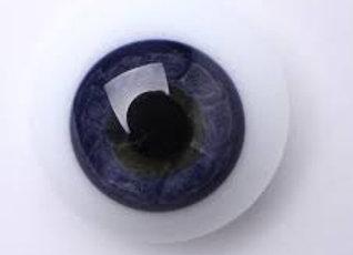 Olhos de vidro