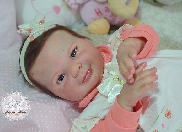 Reborn baby Eliza