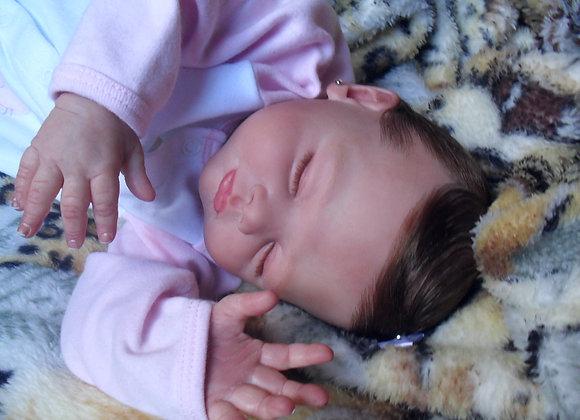 Reborn baby Johanna