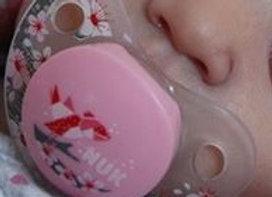chupeta bebê adicional