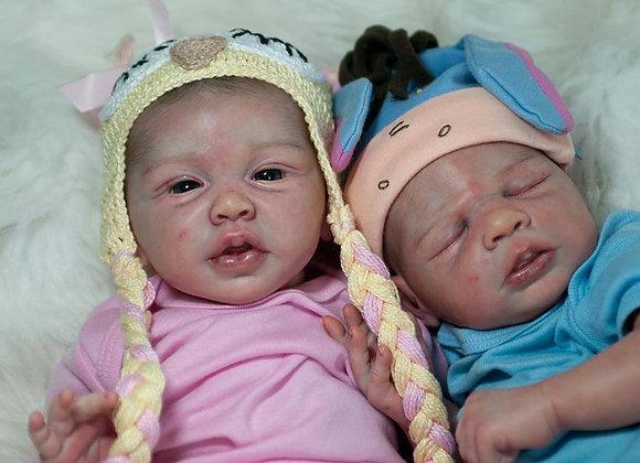 Bebê reborn Vienna