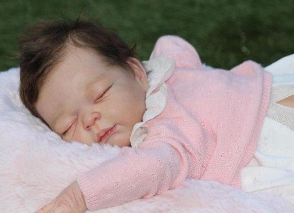 Bebê reborn Nancy