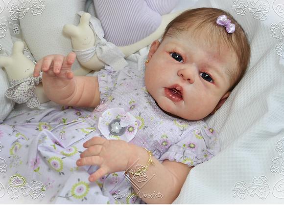 Bebê reborn Dakota