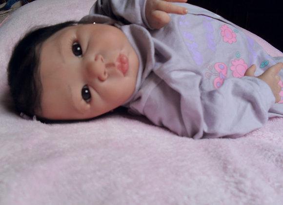 Reborn baby Lulu