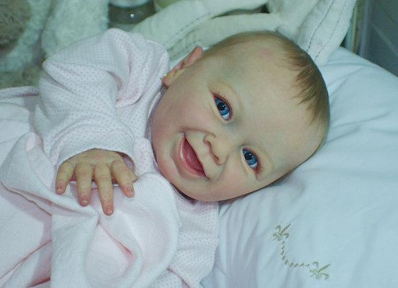 Bebê reborn Moritz