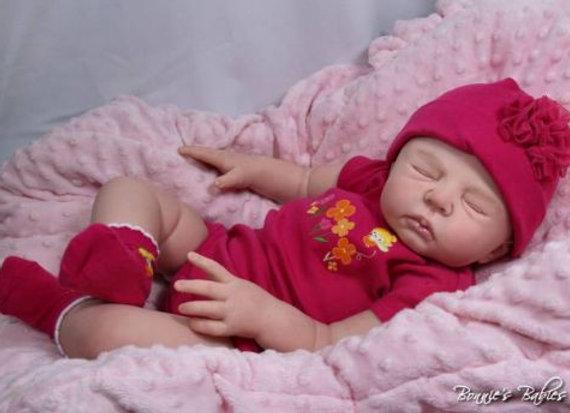Bebê reborn Lindsey
