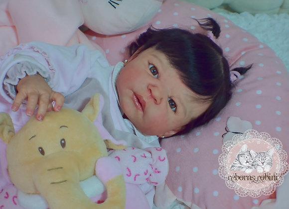 Reborn baby Victoria