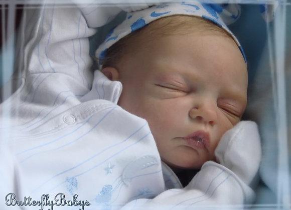 Bebê reborn fleur